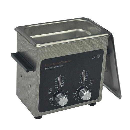 LJAO Pequeña máquina de Limpieza por ultrasonidos Joyas ...
