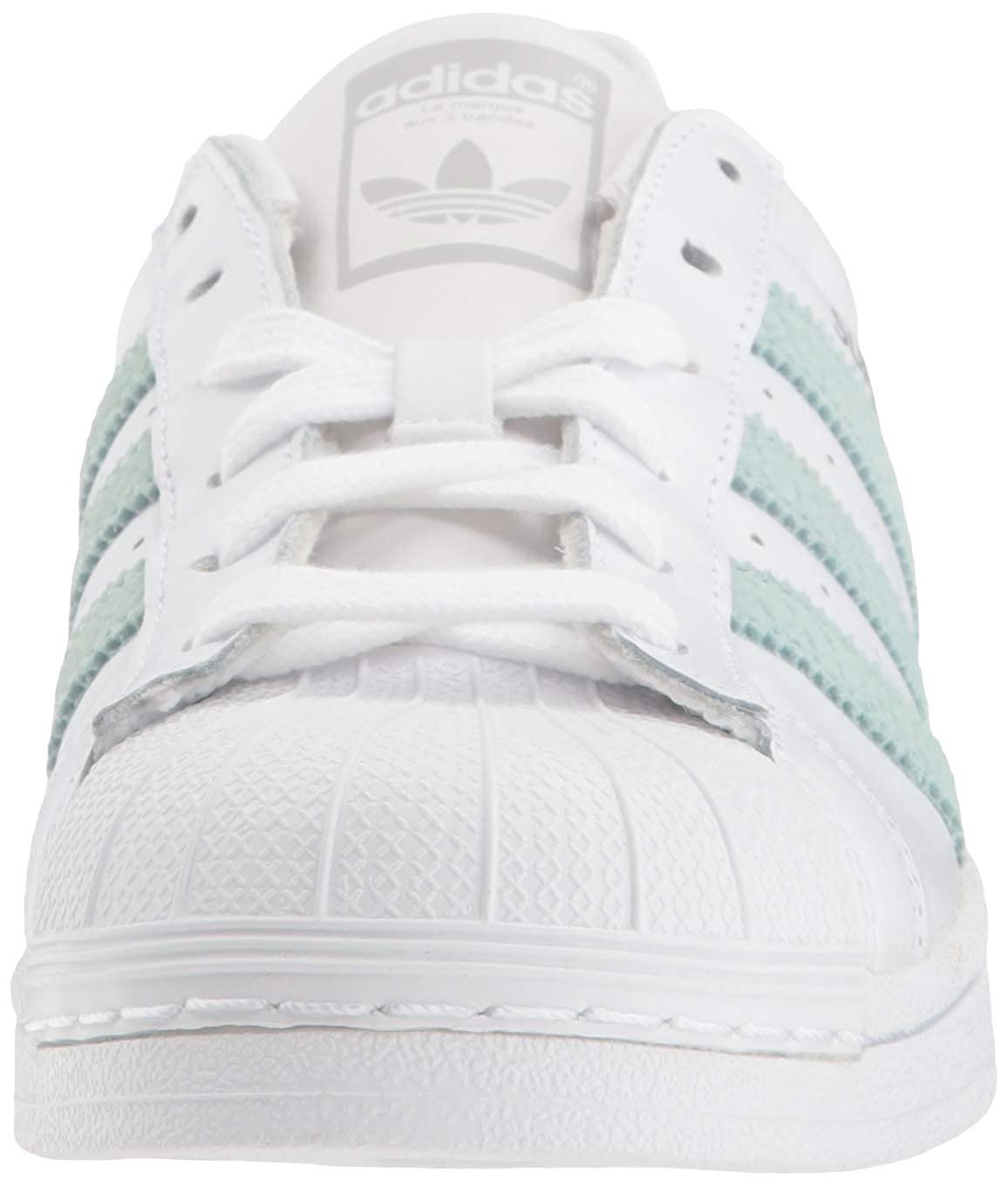 Adidas-Superstar-Women-039-s-Fashion-Casual-Sneakers-Athletic-Shoes-Originals thumbnail 11