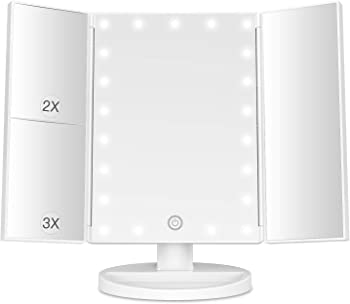 Bestope 21 LED Lighted Vanity Mirror