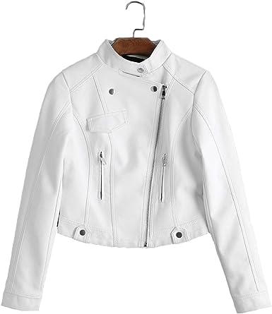veste rose blanche et noir