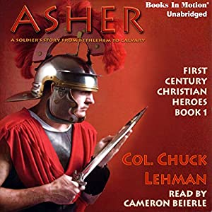 Asher Audiobook