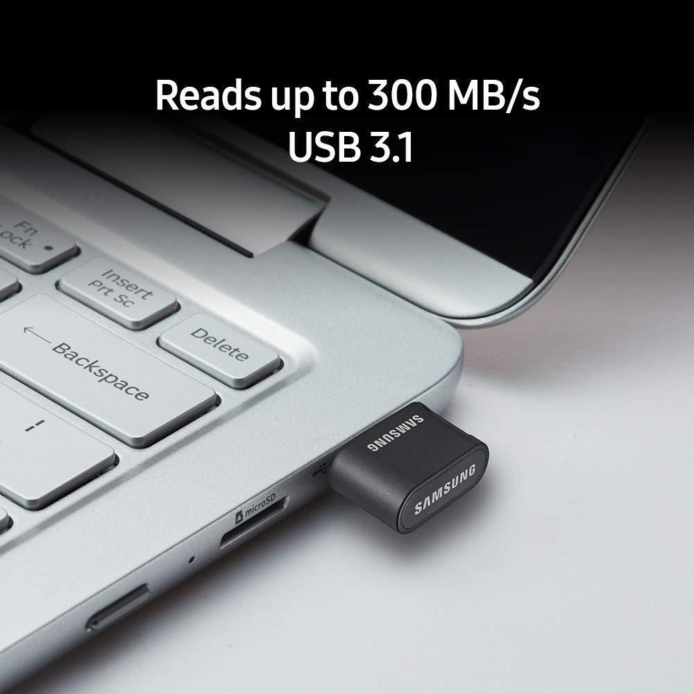 Samsung MUF-64AB/AM FIT Plus 64GB - 200MB/s USB 3.1 Flash Drive by Samsung (Image #7)