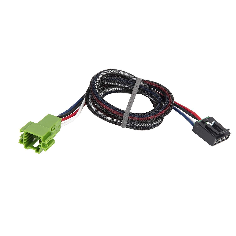 Mercedes Tekonsha 3066-P Brake Control Wiring Adapter-2 Plugs