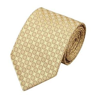 Jason&Vogue - Corbata - Lunares - para hombre amarillo dorado ...