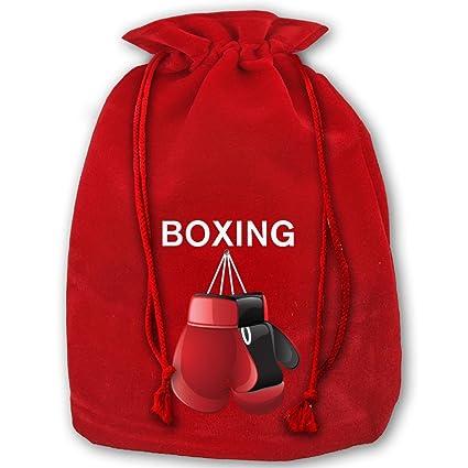 "beegreen Navidad Papá Noel bolsa de almacenamiento mochila Medidas 35 ""x45 cm cordón rojo"