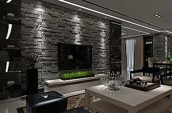 3d stein Tapete Kultur ziegel Aufkleber Für schlafzimmer wohnzimmer ...