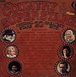 Various - Country Superstars - 20 Greatest Hits - K-Tel - WC 323 - Canada - - Near Mint (NM or M-) - Very Good Plus (VG+) - LP