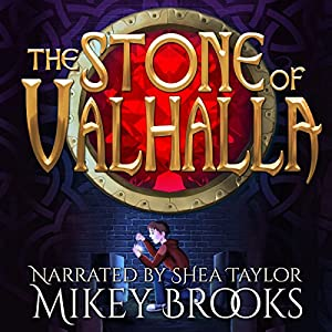 The Stone of Valhalla Audiobook