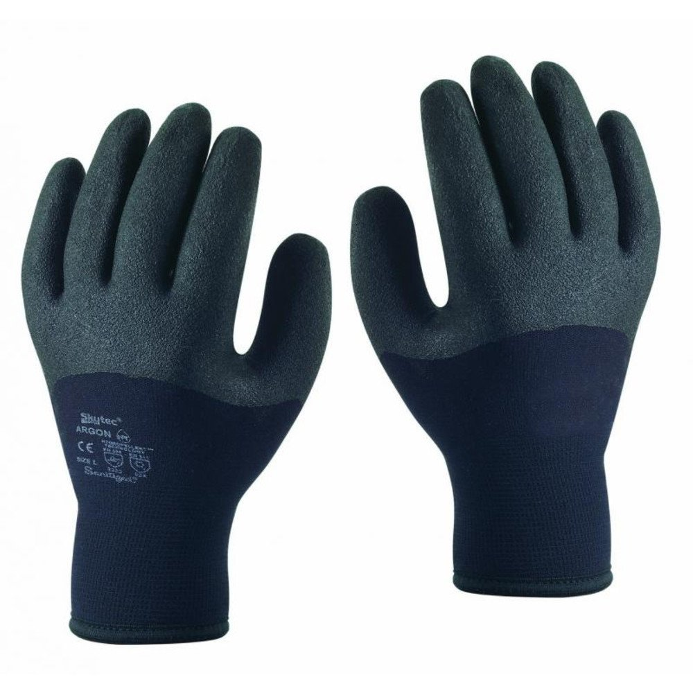 Skytec Argon Size 10/XL 1 Pair Of HPT Foam Cold Protection Grip Thermal Gloves Upto -50c