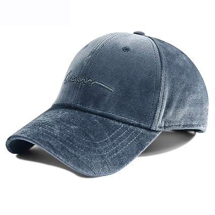 8240318ba Amazon.com: Baseball Caps Hats & Caps Hat Female Velvet Ladies ...