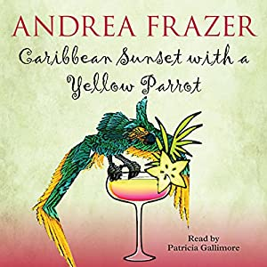Caribbean Sunset with a Yellow Parrot Audiobook