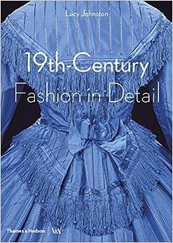 19th century fashion in detail