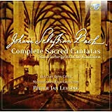J.S. Bach: Complete Sacred Cantatas 1685-1750 / J.S.バッハ:教会カンタータ全集
