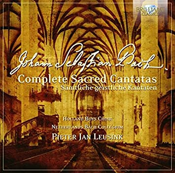 Amazon   J.S. Bach: Complete S...