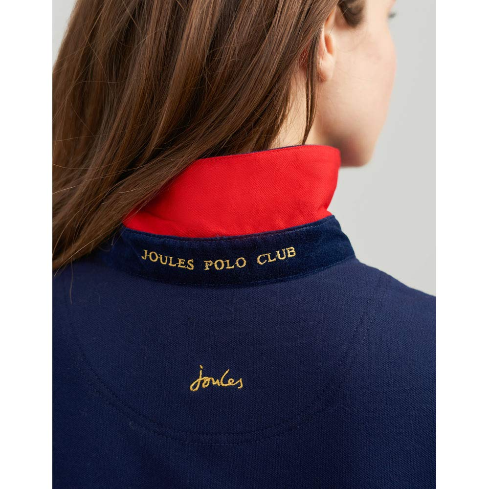Joules Claredon Polo Shirt SS19 French Navy 14