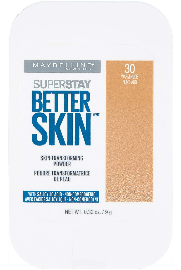 Pure Stay Powder Foundation by Maybelline #8