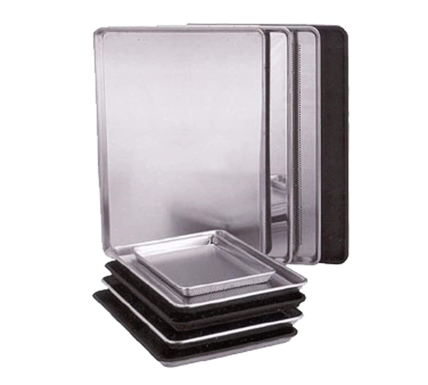 Vollrath (9001) 17-3/4' x 25-3/4' Full-Size Sheet Pan – 16 Gauge - Wear-Ever