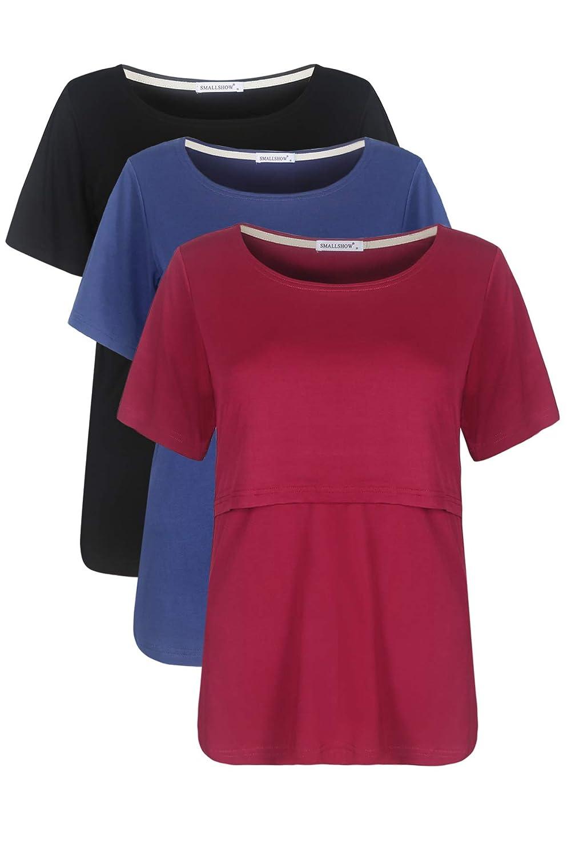 Smallshow Womens Maternity Vest Top