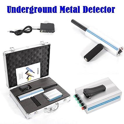 Amazon.com : TFCFL Metal Gold Detector Pro 3D Underground Locator Detecting Machine Diamond Hunter Detectors Test Measurement Inspection : Garden & Outdoor