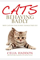 Cats Behaving Badly Hardcover