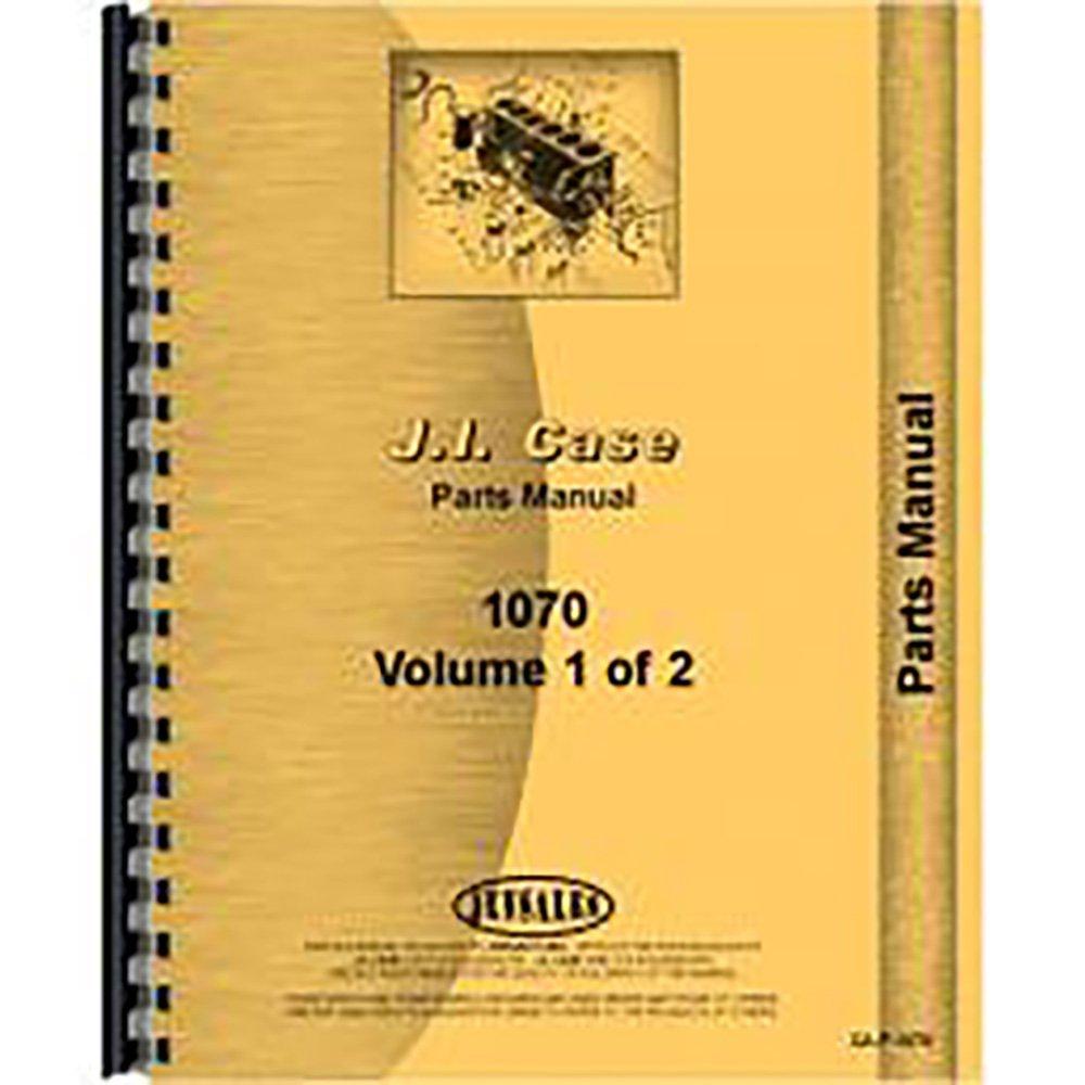 1070 Case Parts Diagram Schematic Diagrams Garden Tractor Wiring New Manual 0633632735042 Amazon Com Books