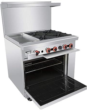 Amazon.com: Commercial Ranges: Home & Kitchen