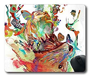 Fashion Art Thanksgiving Personlized Masterpiece Limited Design Oblong Mouse Pad by Cases & Mousepads