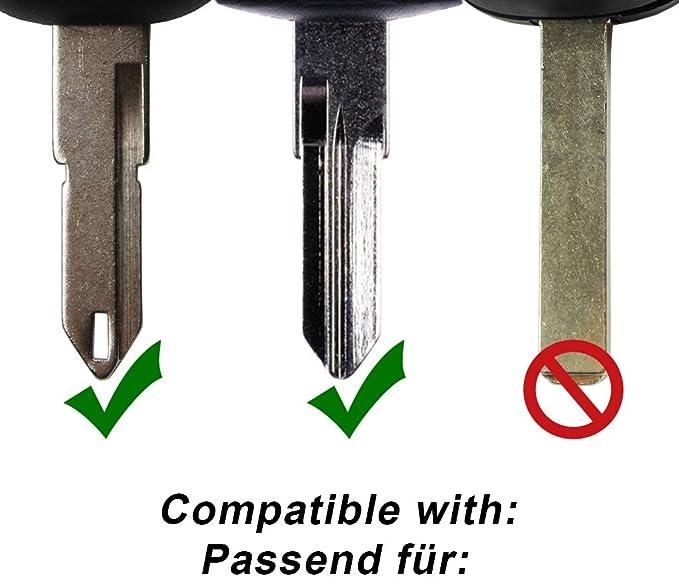 Konikon Autoschlüssel Gehäuse Reparatur Set Elektronik