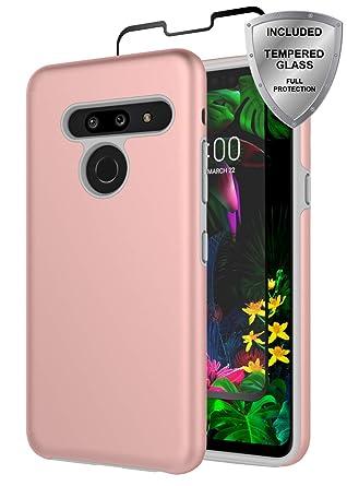Amazon.com: Funda para LG G8 ThinQ, carcasa para LG G8 ...