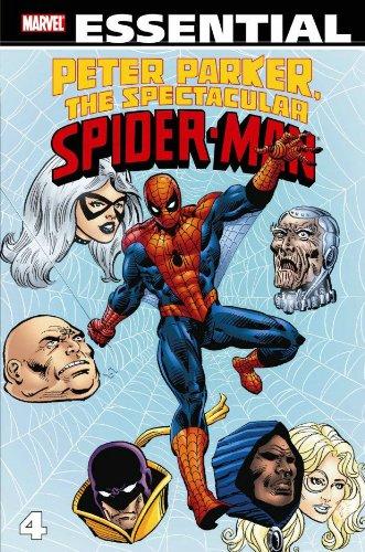 Peter Parker: The Spectacular Spider-Man (Marvel Essentials, Vol. 4)