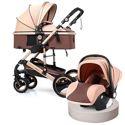 YINGH - Cochecito de bebé para recién nacidos y niños ...