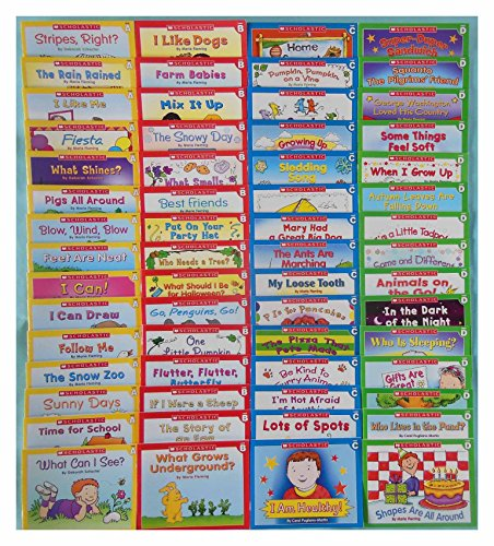60 Kindergarten First Grade Beginning Learn to Read Children's Books Lot