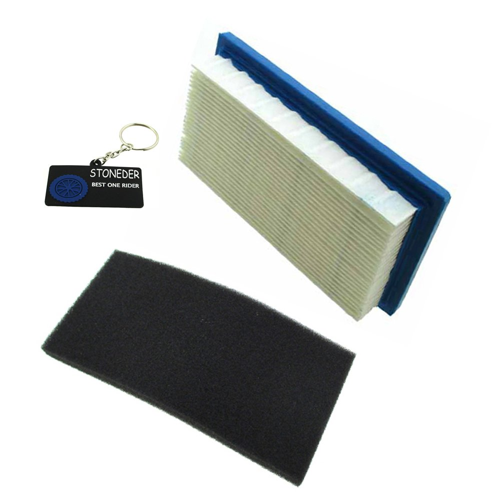 Stoneder filtre à air pour Honda 17218–883-w2117211–883-w20G150G200GX200Generac 494511s