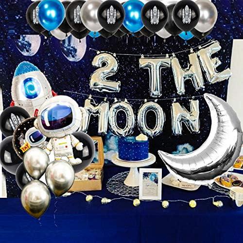 Amazon.com: 2 globos UFO para fiestas de cumpleaños, con ...