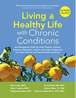 Living A Healthy Life With Chronic Conditions Amazon De Dr Kate