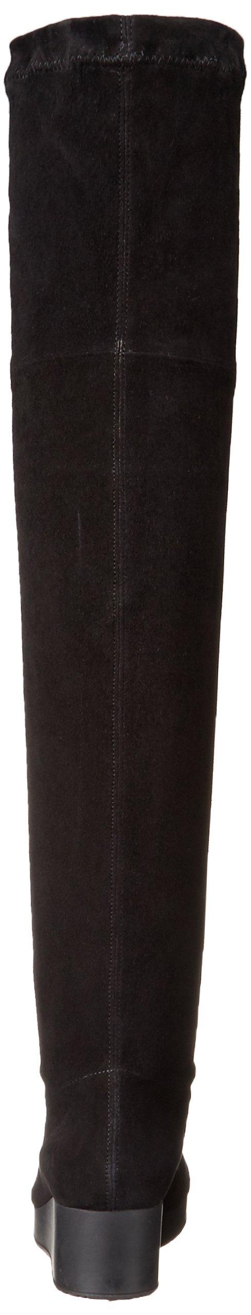 Robert Clergerie Women's Natul Winter Boot,Black Suede,39.5 EU/9 B US by Robert Clergerie (Image #2)