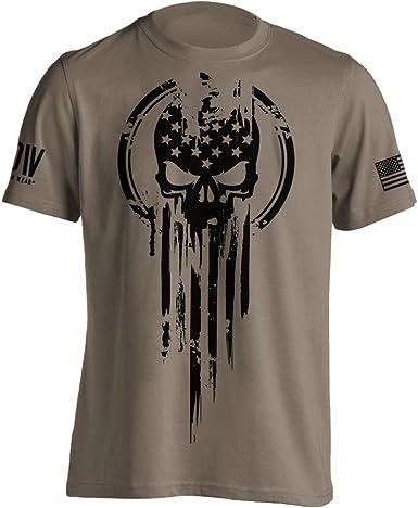 Skull Skull Circle of Friends United Logo Gift idea Long Sleeve T-Shirt