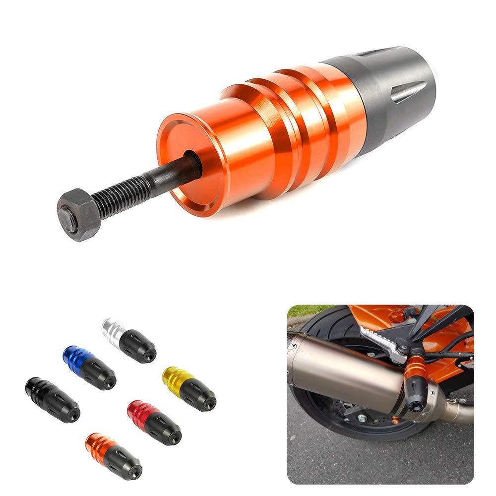 1 pcs motocicleta Escape Sliders Crash Pads Protector de ...