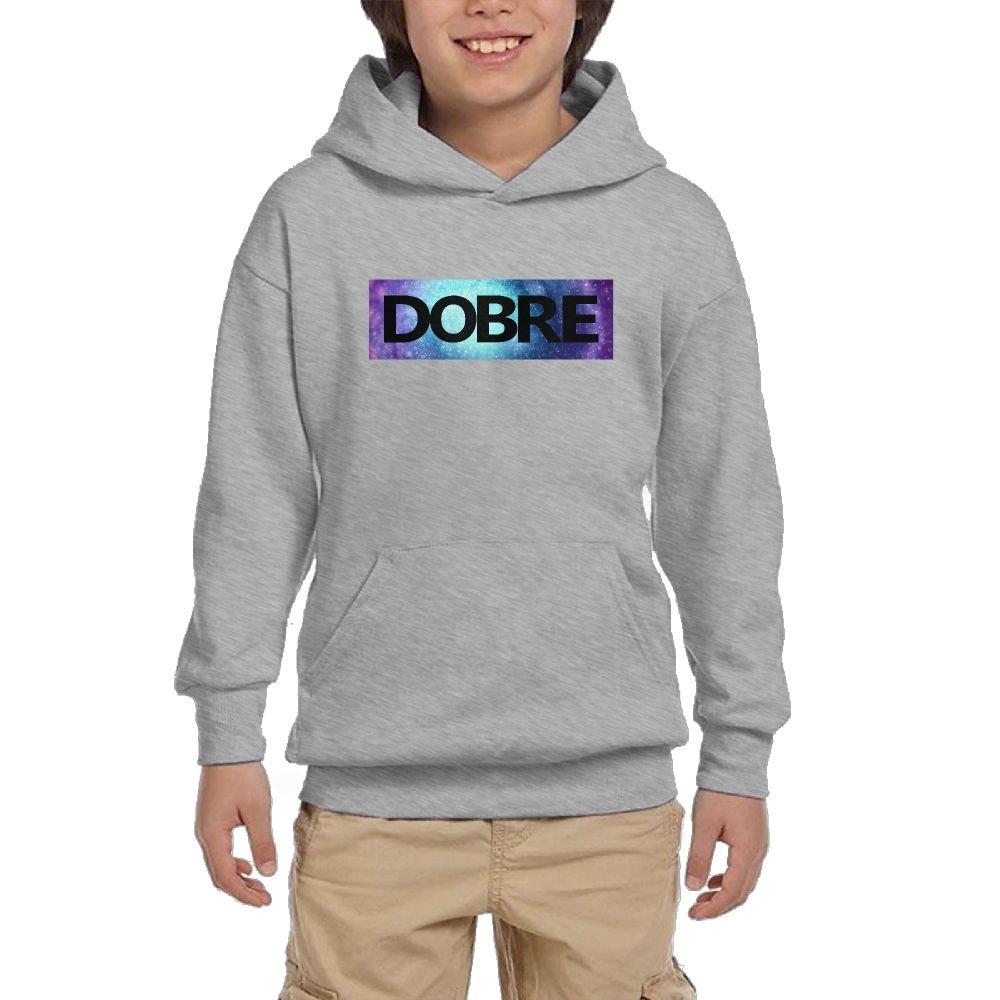 Troom TR Dobre Bros Youth Boy Sweatshirt Hoodie Pullover Top