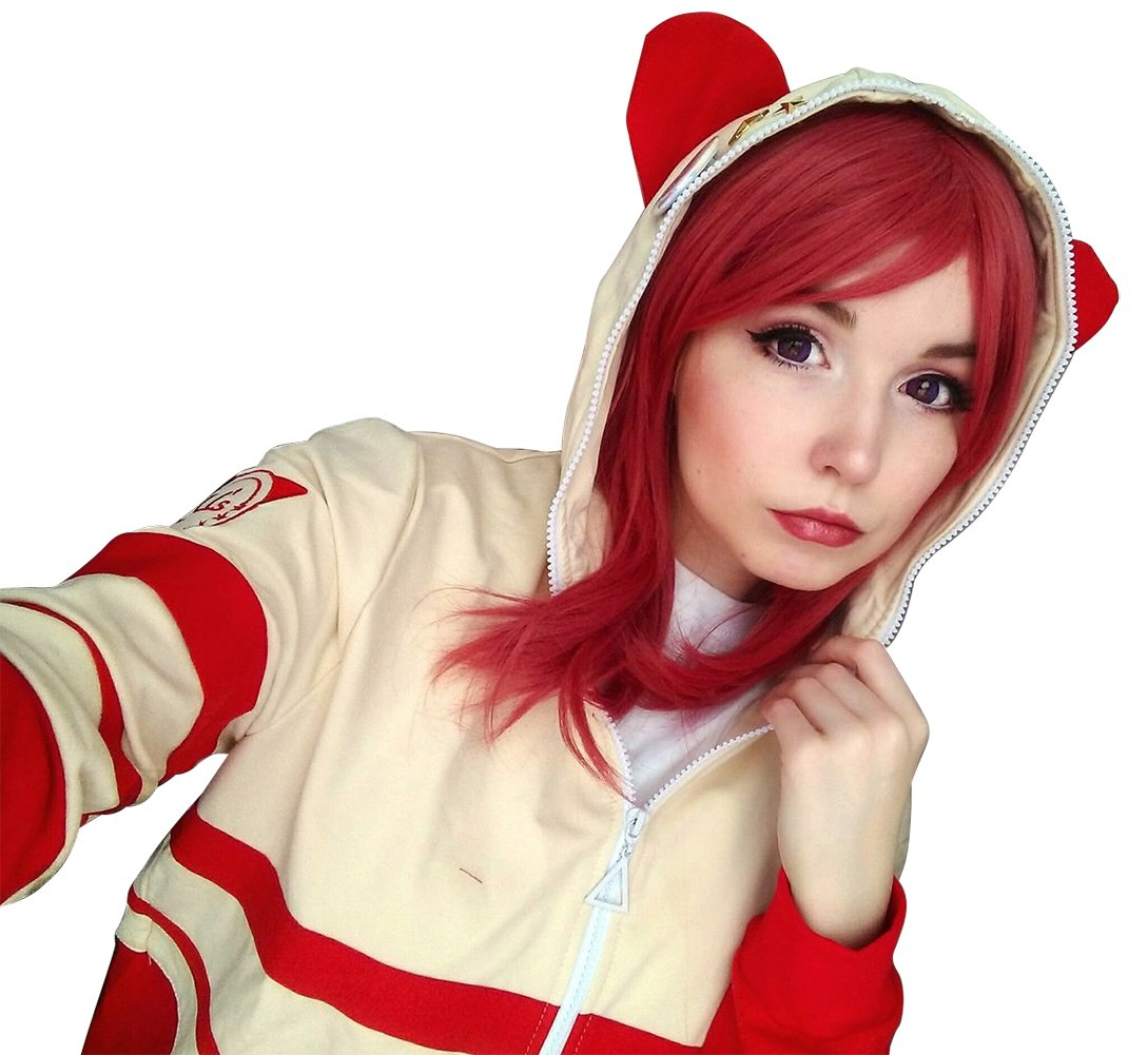 springcos Love Live Zippered Hoodie Animal Women Cosplay Costumes Maki Nishikino