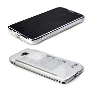 funda Alcatel One Touch Idol Mini 6012 D/X/A/W TPU-Carcasa ...