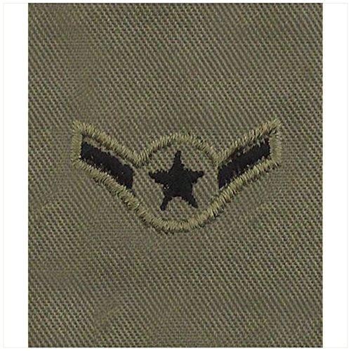 - Vanguard AIR FORCE EMBROIDERED RANK: AIRMAN - ABU GORTEX