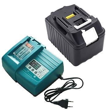 sustituir Makita batería bl1875 BL1860 BL1850. BL1840 BL1830 ...