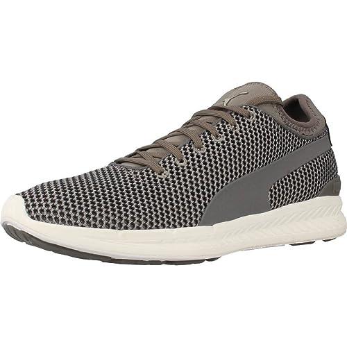 Calzado Deportivo para Hombre, Color Gris, Marca Puma, Modelo Calzado Deportivo para Hombre Puma Ignite Sock Knit Gris: Amazon.es: Zapatos y complementos