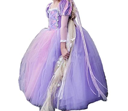 Amazoncojp Getsゲッツ ラプンツェル シンデレラ 風 ドレス