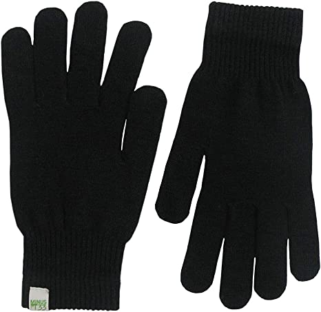 Extremities Thinny Liner Inner Glove All Knitted Warm Lightweight Gloves
