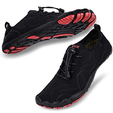 Hitave Women Water Shoes Quick-Dry Barefoot Beach Swim Diving Surf Pool