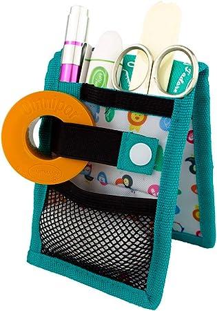 Mobiclinic, MINIKEENS Pediátrico, Organizador de enfermería, Salvabolsillos, Diseño estampado infantil: Amazon.es: Salud y cuidado personal