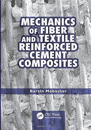 [Mechanics of Fiber and Textile Reinforced Cement Composites] (Reinforced Cement Concrete)