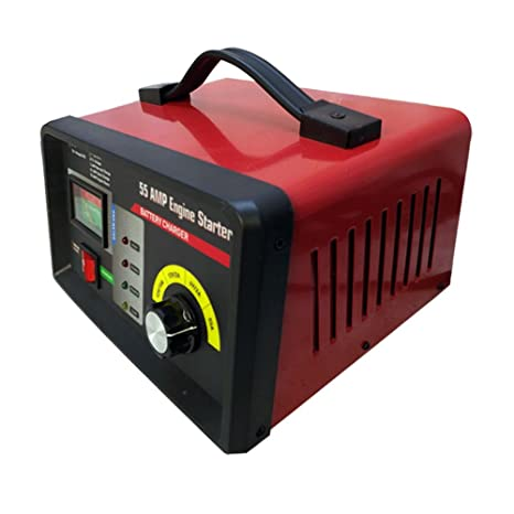 Amazon.com: 6/12 V Cargador de batería automático Motor ...